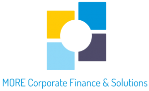 Logo van MORE Corporate Finance & Solutions